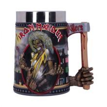 Iron Maiden The Killers Tankard 15.5cm