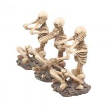 See No, Hear No, Speak No Skeletons(Set 3)8.5cmP6