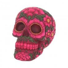 Sugar Blossom Skull 14.5cm